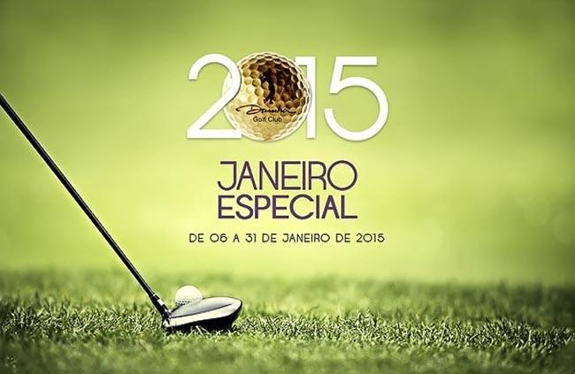 Promoção para todo o mês. Aproveite para jogar num dos melhores campos do Brasil
